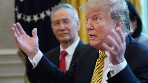 Ông Trump hạnh phúc vì 100 tỷ USD từ Trung Quốc