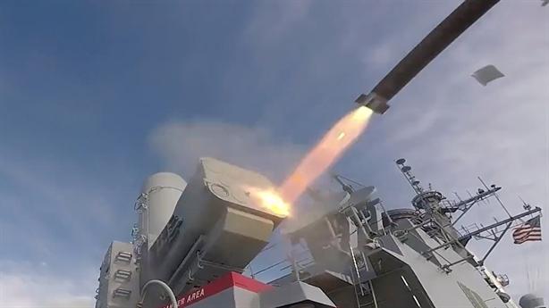 Mỹ thử vũ khí chặn đứng mọi tên lửa chống hạm Nga