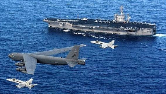 Mỹ: Washington kìm chế, Iran đừng tưởng Mỹ thiếu quyết tâm