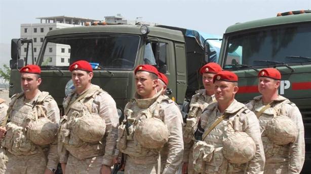 Vai trò của lực lượng cảnh sát quân sự Nga ở Syria