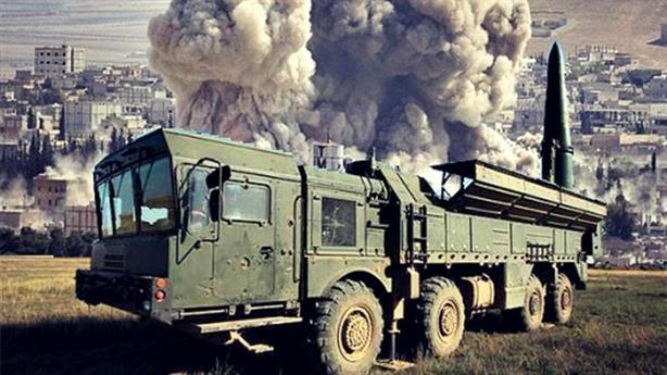 Iskander đã sẵn sàng khai hỏa tại Hmeymim?