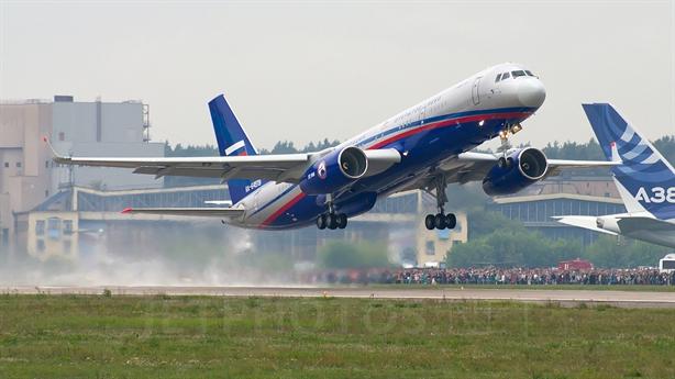 Nga phải đổi máy bay để bay trên lãnh thổ Mỹ
