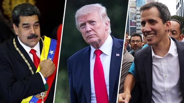 Mỹ hứa can thiệp quân sự giúp Guaido, Caracas cảnh báo