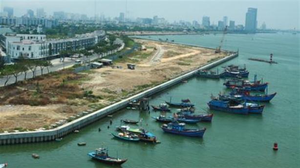 Hoán đổi đất cho dự án lấn sông Hàn: Vẫn băn khoăn