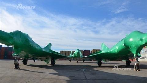 Hải quân Anh 'lạnh gáy' khi Argentina nhận thêm Super Etendard?