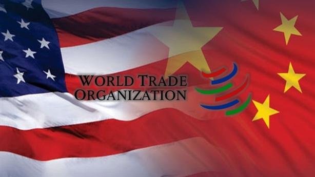 Thương chiến leo thang, Trung Quốc ngầm tố Mỹ ở WTO
