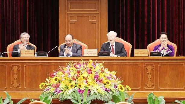 Phát biểu của Tổng Bí thư tại Hội nghị TƯ 10