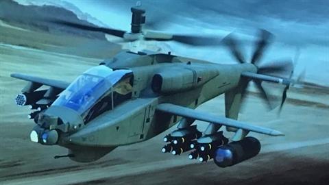 Mỹ khoe AH-64 Apache siêu tốc