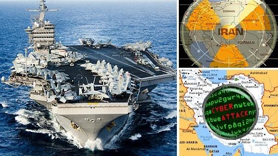 7 chiến hạm Mỹ đến Vịnh Ba Tư: Vẫn chưa sẵn sàng?