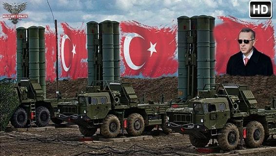 S-400 tách rời phòng không NATO: Vận may của Thổ Nhĩ Kỳ?