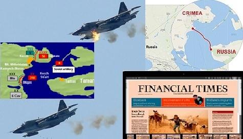 Nga chế nhạo Financial Times 'trình độ báo chí thấp bất thường'