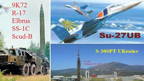 Ukraine trao vũ khí Liên Xô, muốn Mỹ dễ đánh bại Nga