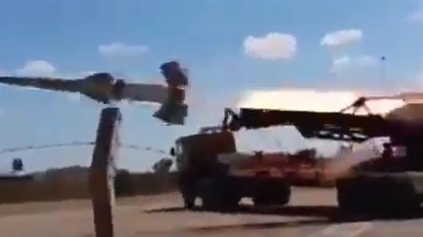 LNA dùng tên lửa phòng không tấn công GNA