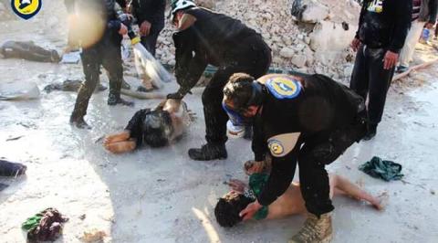 Chuyên gia Nga: Mỹ muốn tạo cớ để bám lấy Syria
