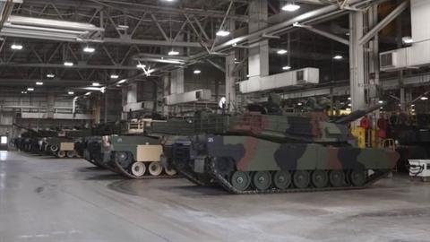 Mỹ nhận lữ đoàn M1A2 SEPv3 đầu tiên mạnh hơn T-90M?