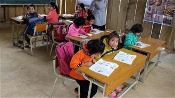 TNG Holdings Vietnam gây quỹ xây trường cho trẻ em vùng cao