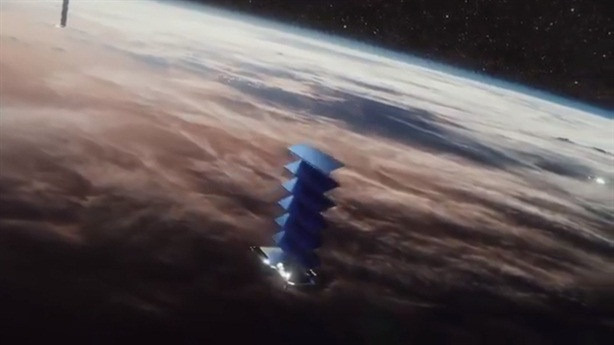 SpaceX phóng 60 vệ tinh cung cấp Internet không biên giới