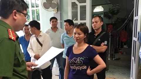 Mẹ nữ sinh giao gà Điện Biên bị khởi tố, tạm giam