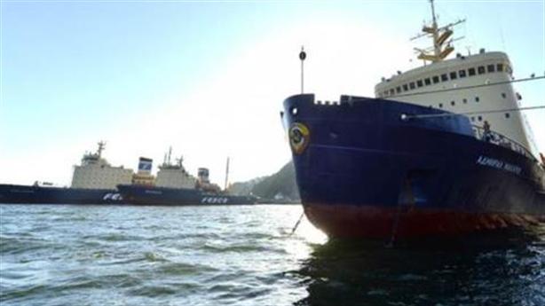 Nga hạ thủy tàu phá băng hạt nhân, thống trị Biển Bắc