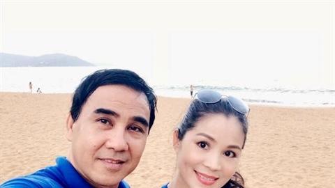 Ồn ào giải nghệ: Lời mới của vợ chồng MC Quyền Linh