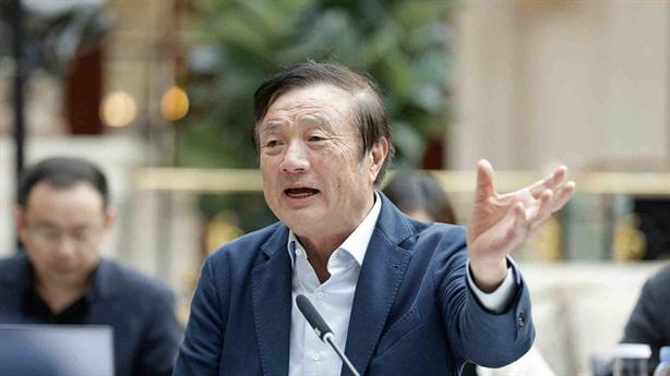Chủ tịch Huawei bảo vệ Apple: Apple là thầy giáo của tôi