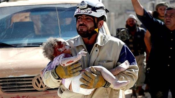 Syria lật mặt phương Tây hỗ trợ cho Mũ Bảo hiểm Trắng