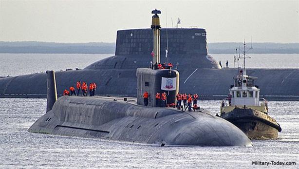 Colombia cực đắt của Mỹ sẽ chống lại siêu tàu ngầm Boreev