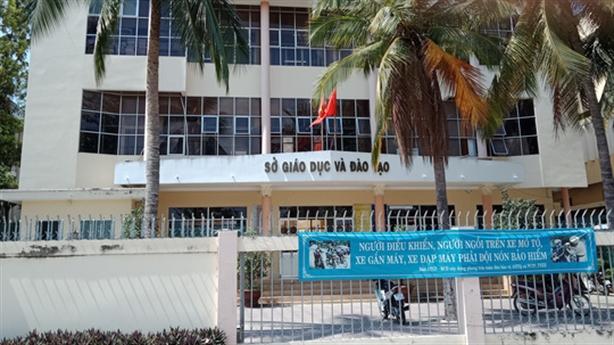Người làm lộ đề thi lớp 12 ở Bình Thuận là ai?