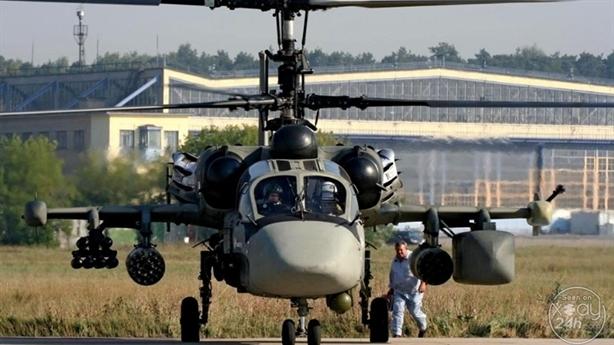 Báo Nga nói về tên lửa không thể đánh chặn của Ka-52