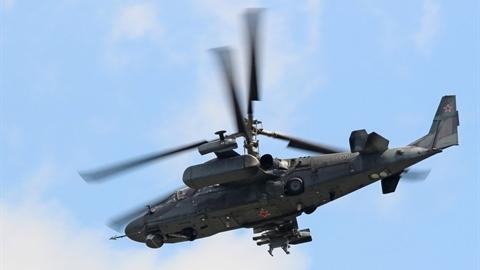 Không quân Nga được tăng cường 114