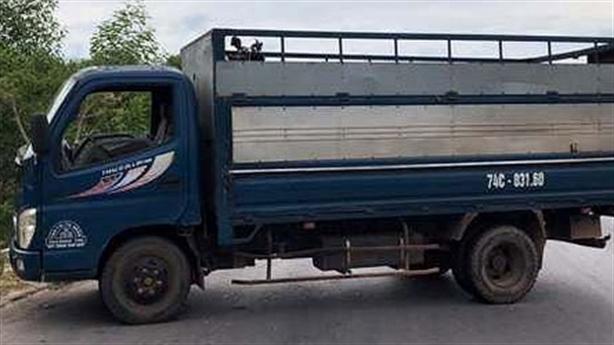 CSGT bị xe tải tông khi làm nhiệm vụ đã tử vong