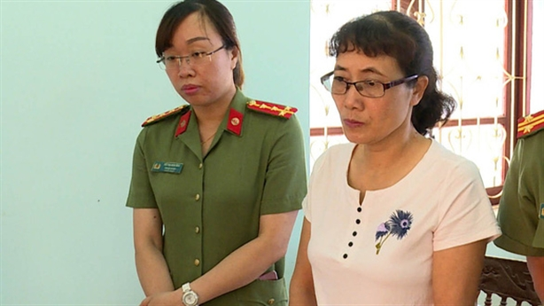 Mánh sửa điểm thi của chuyên viên phòng Khảo thí Sơn La