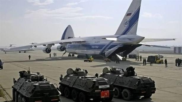 Chiến sự Syria nóng: Nga gửi ngay hai máy bay vũ khí