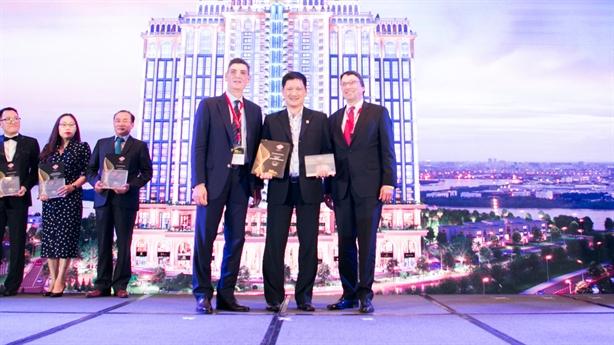 Lần thứ 3 Phúc Khang được vinh danh tại BCI Asia Awards