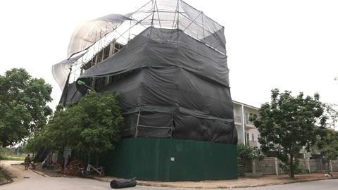 Hàng loạt vi phạm khủng tại KĐT Vân Canh: Chính quyền...bận