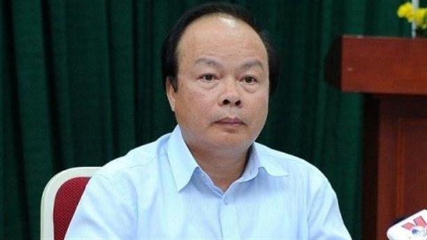 Vì sao Thứ trưởng Huỳnh Quang Hải bị kỷ luật?