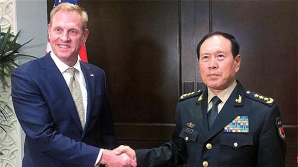 Mỹ nhún nhường, Trung Quốc nói lời gai góc