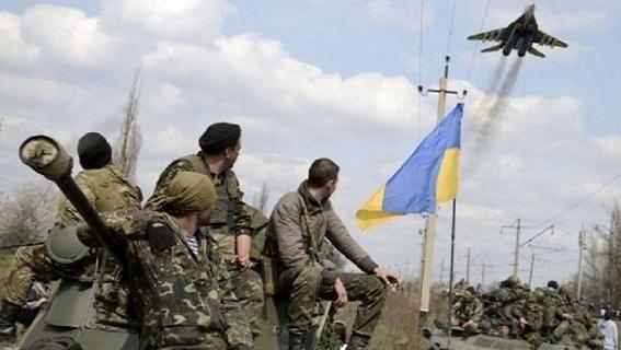 Ukraine hóc 'miếng gân gà' Donbass