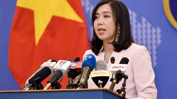 Bình luận của Việt Nam về phát biểu của Thủ tướng Singapore