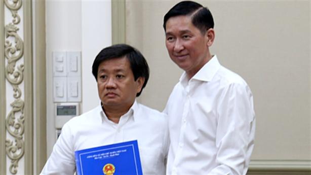 Chủ tịch TP.HCM giải thích điều chuyển ông Đoàn Ngọc Hải