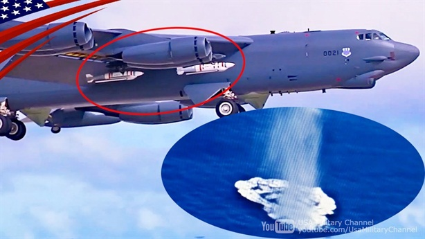 Tướng Mỹ nêu kịch bản dùng thủy lôi biết bay