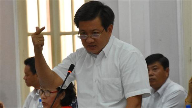 Ông Đoàn Ngọc Hải từ chức: Nghĩ chuyện 'đúng người, đúng việc'