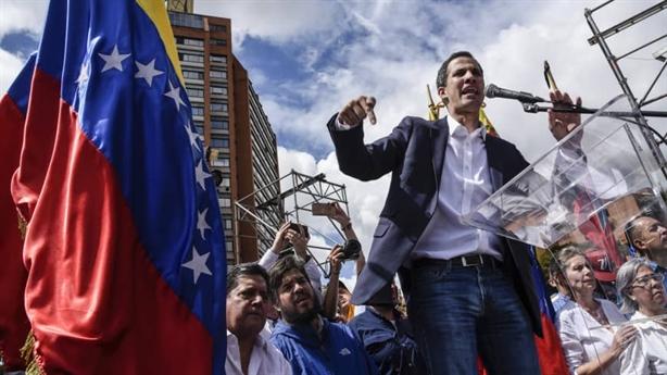 Rò rỉ ghi âm từ Mỹ: Đối lập Venezuela tự phân rã