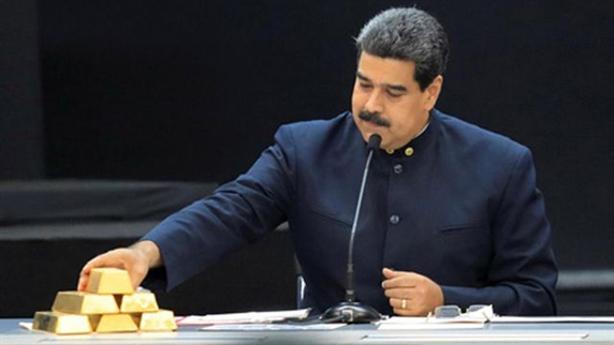 Đức siết nợ 20 tấn vàng Venezuela: Việc đã rồi
