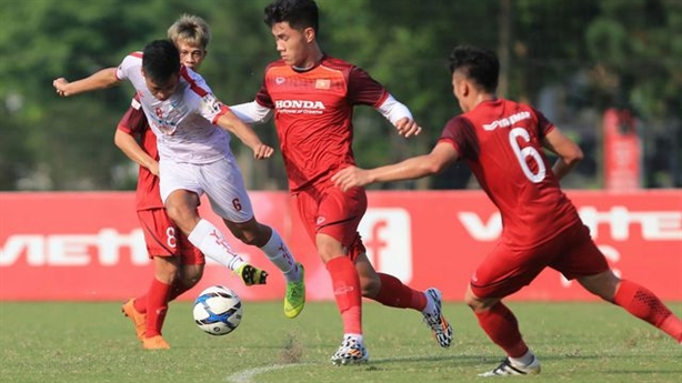 Giao hữu U23 Myanmar: Chờ xem U23 không ông Park thể hiện