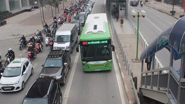 Sợ thất bại BRT Hà Nội, TP.HCM không vội làm