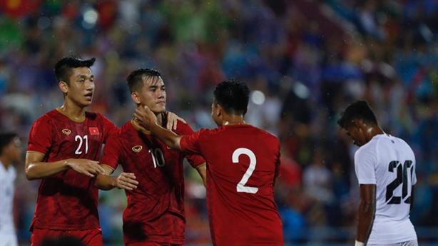 Thắng U23 Myanmar, U23 Việt Nam lộ nhiều yếu điểm