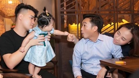 Rộ tin Đàm Thu Trang mang bầu: Lộ sự thật?