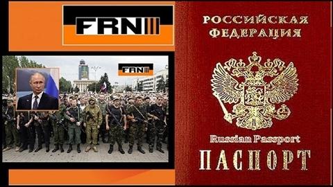 Putin gọi, vạn dân Donbass trả lời