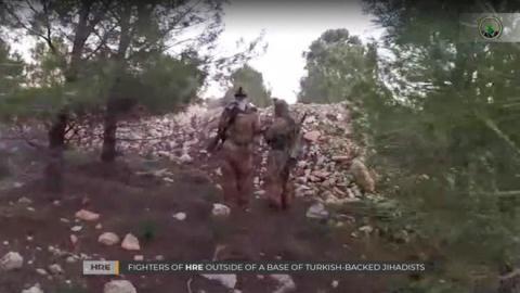 Mỹ hoảng hốt khi phiến quân Syria chết như ngả rạ